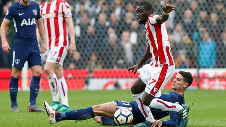 Badou Ndiaye Stoke City'den ayrılmayı düşünmüyor