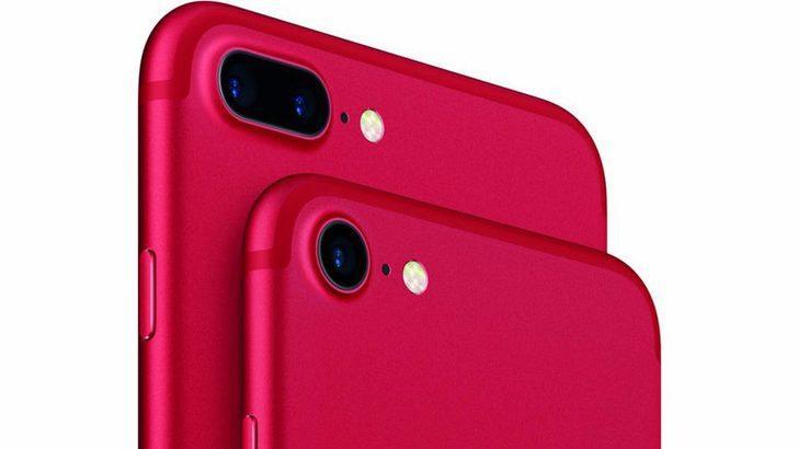 Kırmızı renkli iPhone8 ne zaman satışa çıkacak