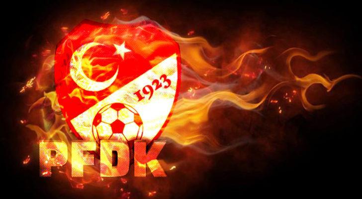 9 Süper Lig takımı PFDK'ya sevk edildi