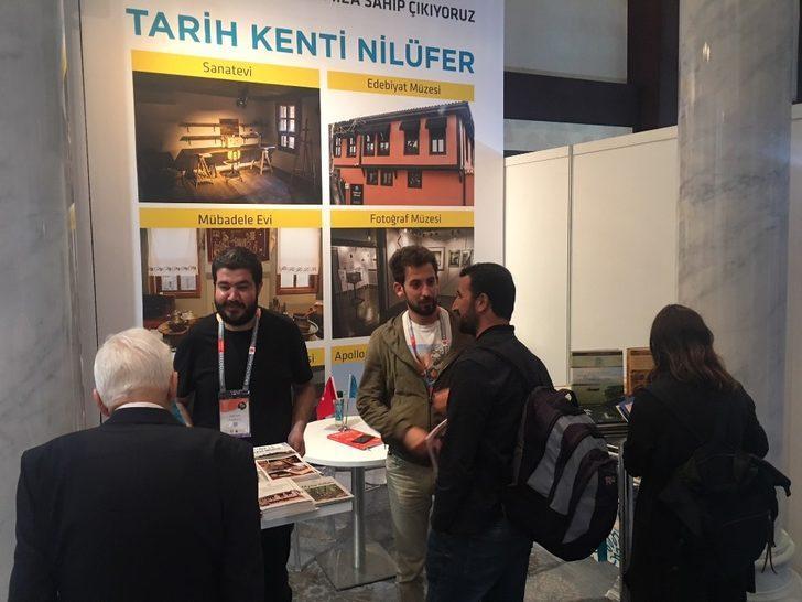 Nilüfer'in tarihi Türkiye'nin en büyük fuarında