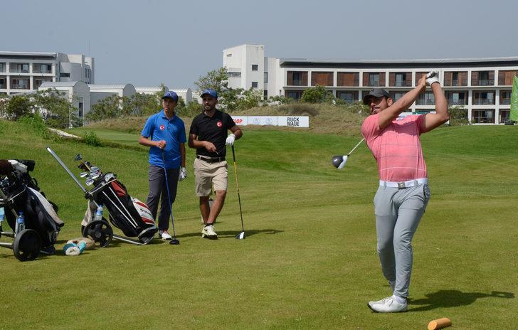 Golf Turu'nun ilk gün müsabakaları tamamlandı