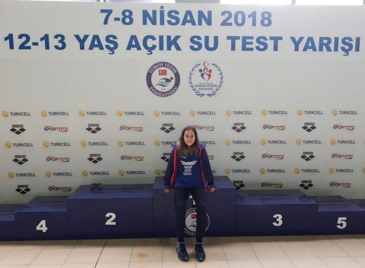 Açık Su Yarışları'nda Osmangazi başarısı