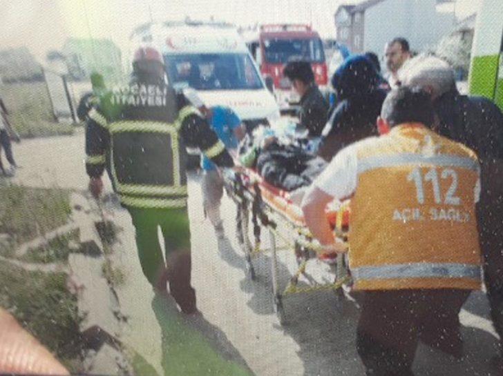 Halk otobüsünün çarptığı motosikletteki 2 kuzen öldü