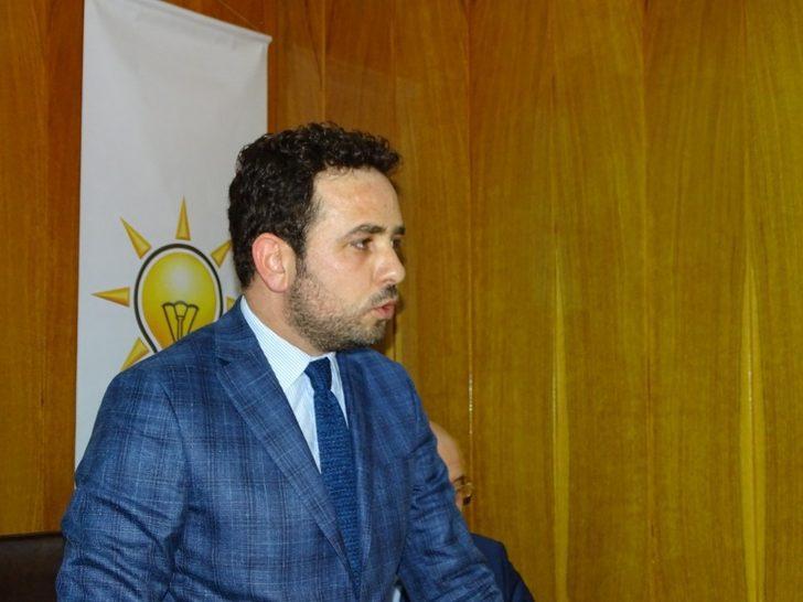 Milletvekili İshak Gazel: Türkiye'nin kaderi ile AK Parti'nin kaderi şu anda özdeşleşmiş vaziyettedir