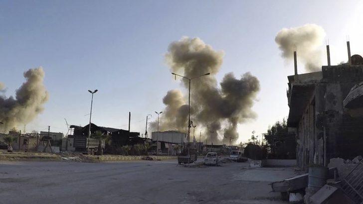 Rusya: 'Suriye'deki Kimyasal Saldırıyı İngiltere Sahneledi'