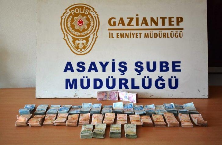 290 bin lira çalan 6 kişi yakalandı