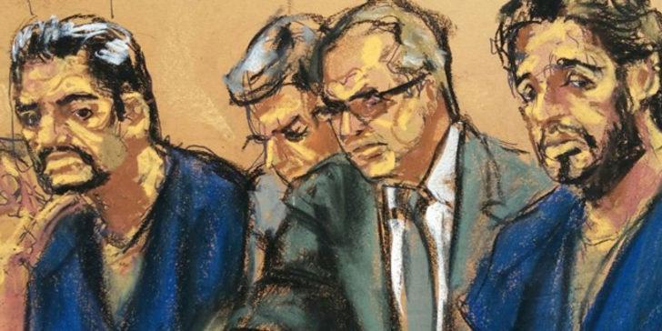 Reza Zarrab ve Hakan Atilla davasında, savcı suçlanan Türk politikacıların listesini açıkladı
