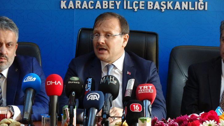 Başbakan Yardımcısı Çavuşoğlu: 2019 Türkiye için bir eşiktir