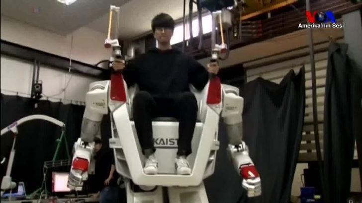Araştırmacıların Yeni Hedefi İnsan Taşıyabilen Robotlar