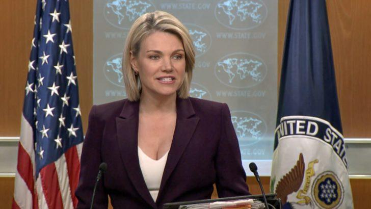ABD: 'Kimyasal Saldırıyı Suriye Hükümeti Düzenledi'