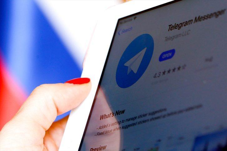 Rusia prohíbe el acceso a la aplicación de mensajería Telegram