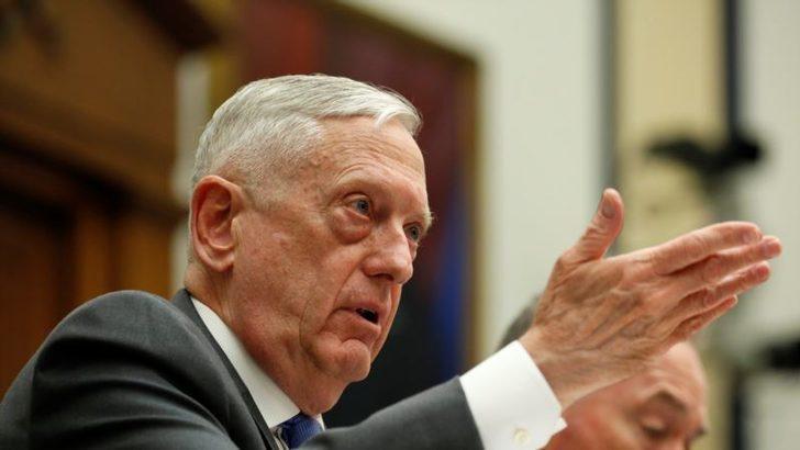 Mattis: 'Operasyonlar Şimdilik Bir Defalıktı'
