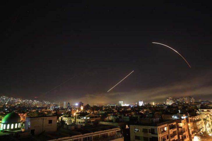 Anadolu Ajansı: Saldırıda, İran milisleri ve Hizbullah da hedef alındı