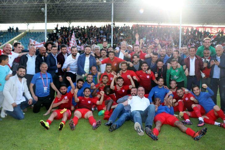 Nevşehirspor- Kırşehir Belediyespor maçı Ankara'da oynanacak