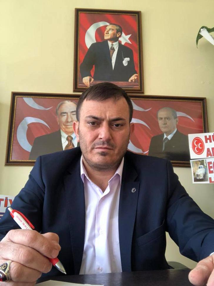 Eğirdir MHP'de 9 kişi, ihraç talebiyle disipline sevk edildi