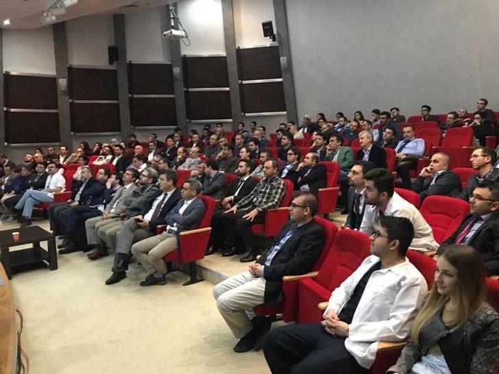 SÜEAH'de periferik girişimler kursu düzenlendi