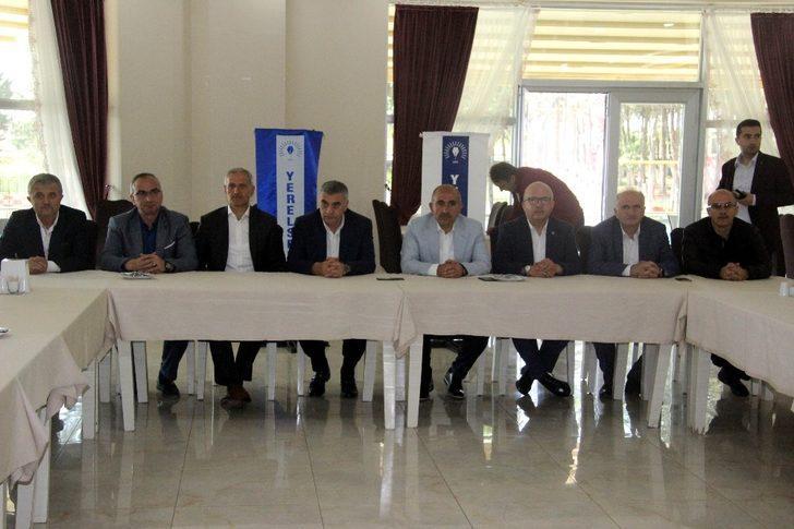 Belediye Başkanlarından Kilis çıkarması
