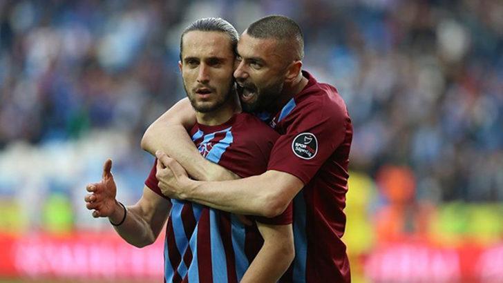 Yusuf Yazıcı ve Burak Yılmaz Osmanlıspor maçında oynayabilecek