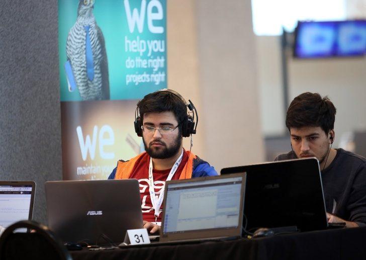 Atatürk Havalimanı'nda iki günlük yazılım maratonu