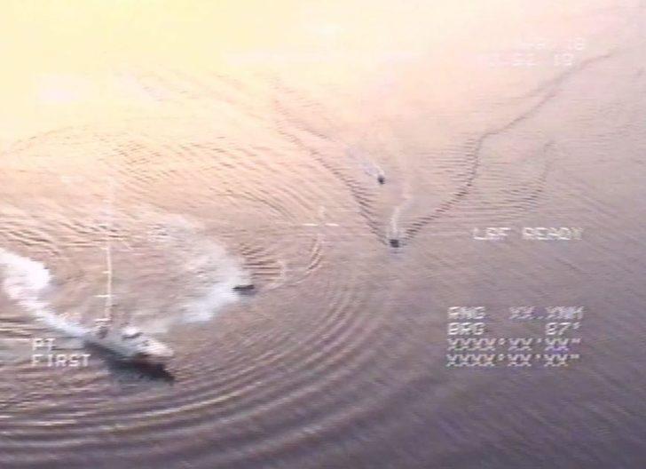Ege'de lastik botlarda 234 kaçak yakalandı