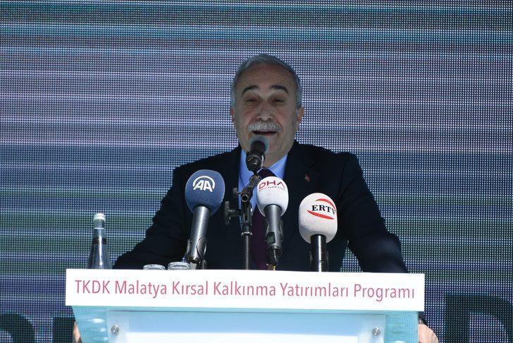 Bakan Fakıbaba: Kırsaldaki kalkınmayı gerçekleştireceğiz