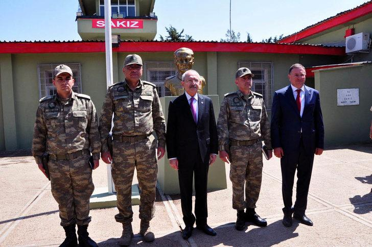 Kılıçdaroğlu: Kimyasal silah kullanmak insanlık suçudur (3)