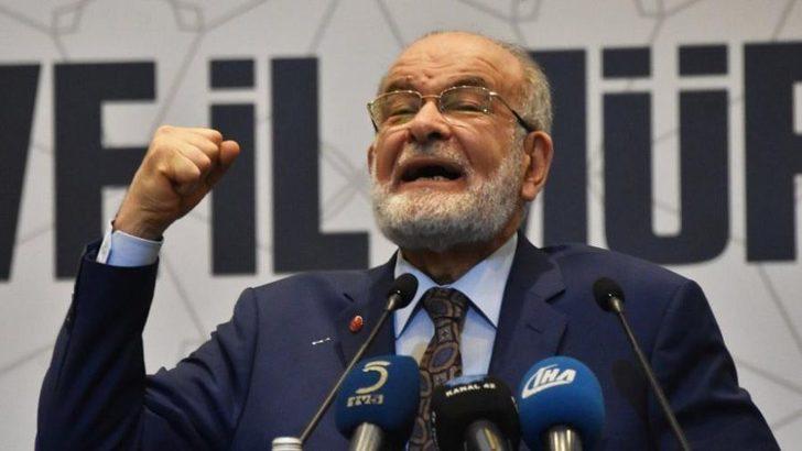 Saadet Partisi lideri Karamollaoğlu'ndan AK Parti'yi kızdıracak Suriye yorumu