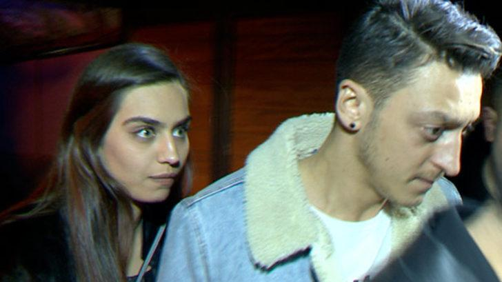 Evlendikten sonra Mesut Özil dövmesi