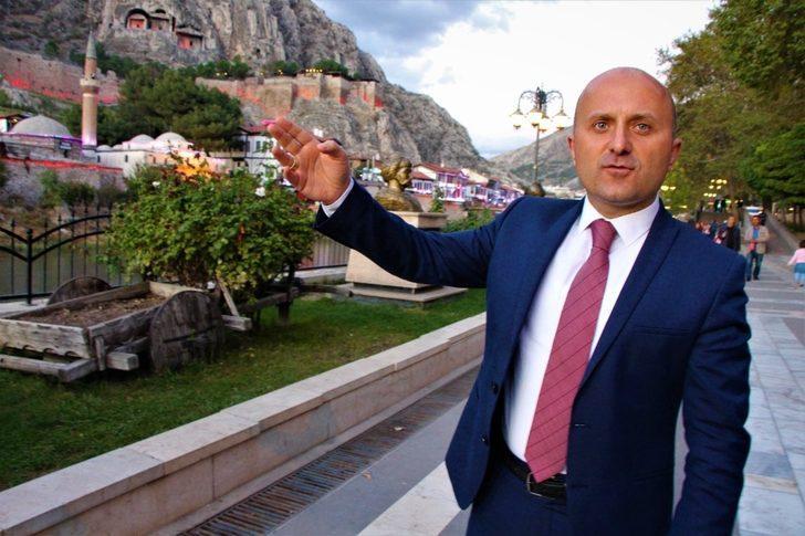 """Vali Varol: """"Doğanın, tarihin ve kültürün ışıkları Amasya'da"""""""