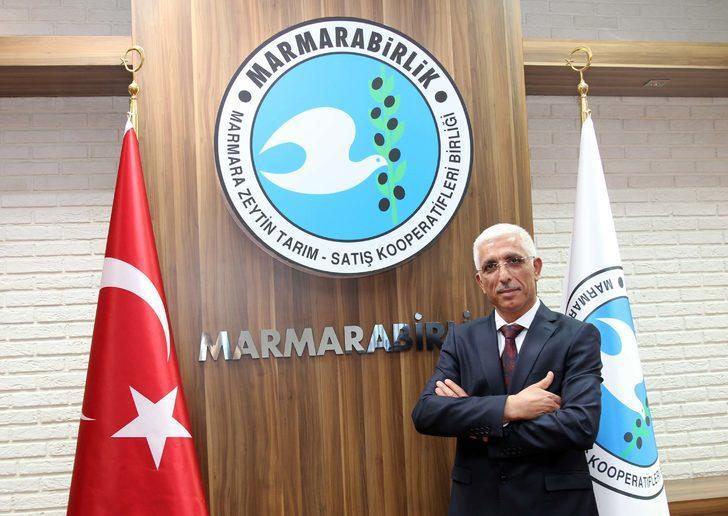 Marmarabirlik'te Başkan Asa yeniden seçildi