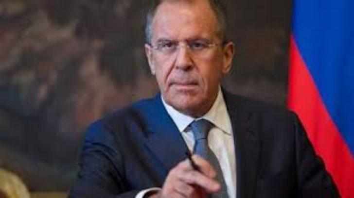 Rusya Dışişleri Bakanı Lavrov'dan ilk tepki!