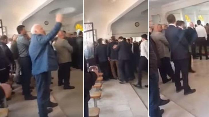 Ünlü iş adamı Mutullah Yolbulan'ın cenazesinde helallik skandalı!