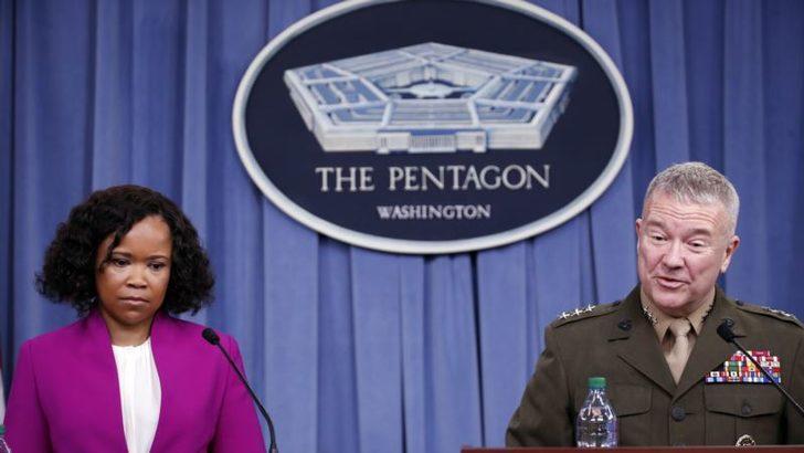 ABD Savunma Bakanlığı: 'Tüm Hedefler Başarıyla Vuruldu'