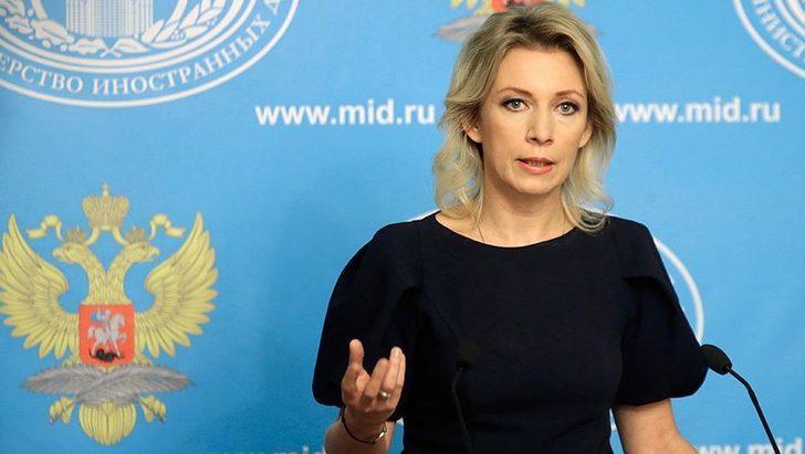 """Rusya : """"Suriye'ye yönelik saldırılar hukuka aykırı"""""""
