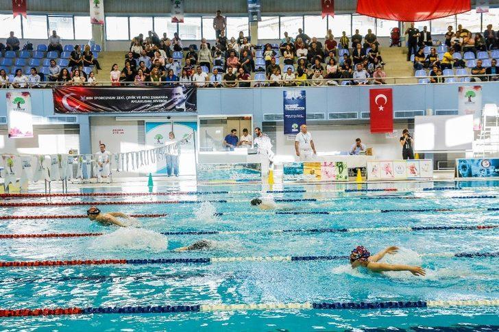 41 İlden 615 sporcu Alleben'de buluştu
