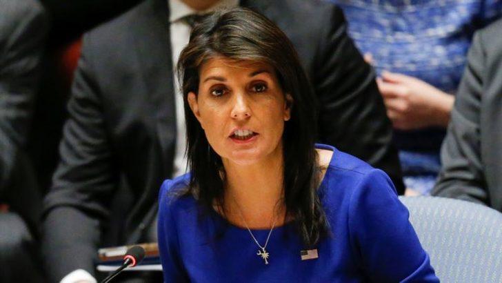 Rusya'nın BM'ye Sunduğu Tasarı Kabul Edilmedi: ABD'den Sert Açıklamalar