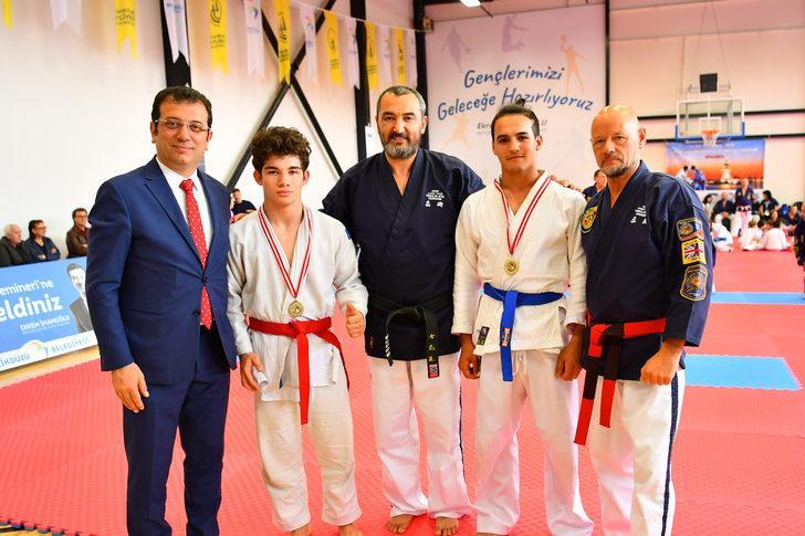 Ju-Jitsu Uluslararası Semineri'ne Beylikdüzü Belediyesi ev sahipliği yaptı