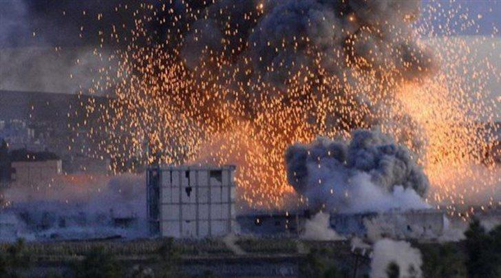 İran Askeri Üssü'nde şiddetli patlama: Çok sayıda İranlı subay hayatını kaybetti