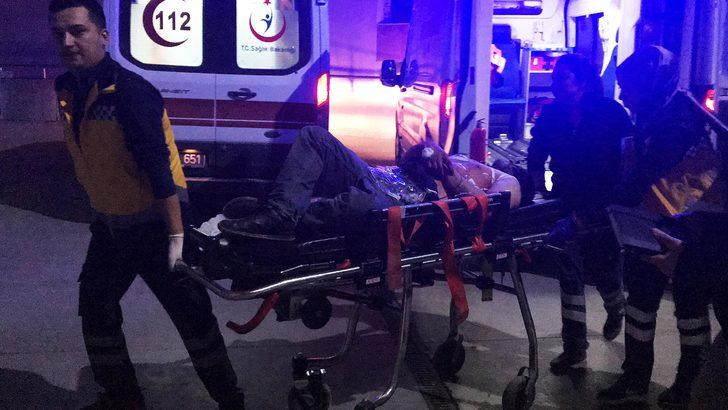 Akrabaların kavgası kanlı bitti: 1 ölü, 1 yaralı