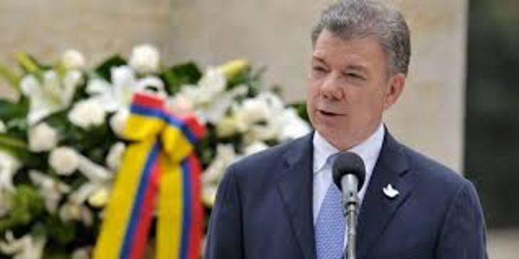 Kolombiya'dan çok sert açıklama: Venezuela hükümetine karşı acımasız olacağız