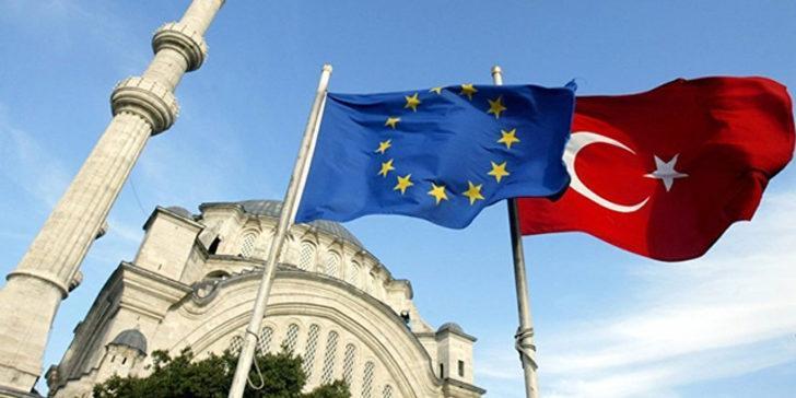 Avrupa Birliği'nin Türkiye raporu ortaya çıktı! Bir ilk...