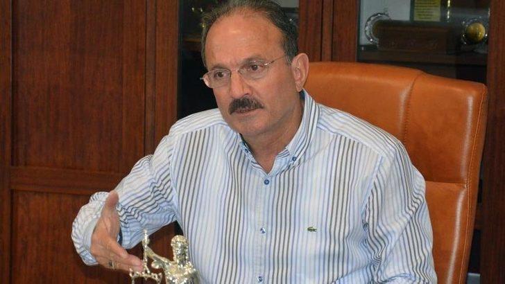 Fethiye Belediye Başkanı Behçet Saatcı İYİ Parti'ye geçti