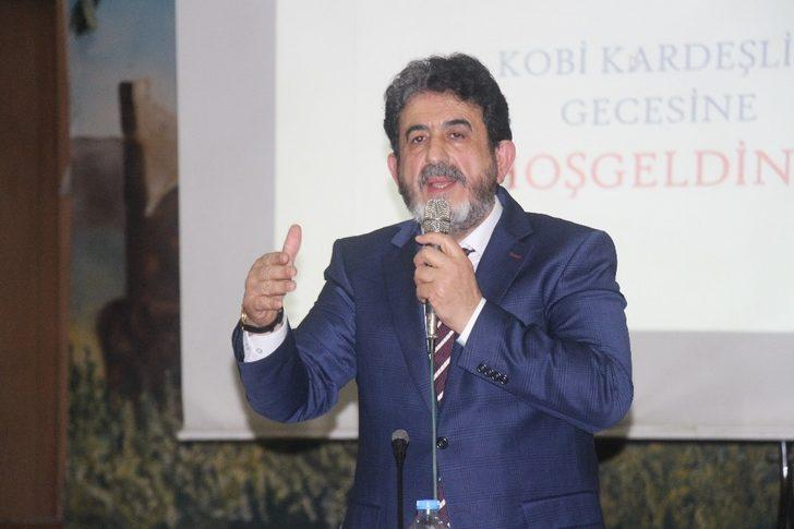"""Elazığ'da """"KOBİ kardeşliği"""" programı"""