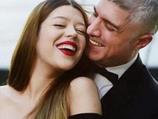 Özcan Deniz'den eşi Feyza'ya büyük jest