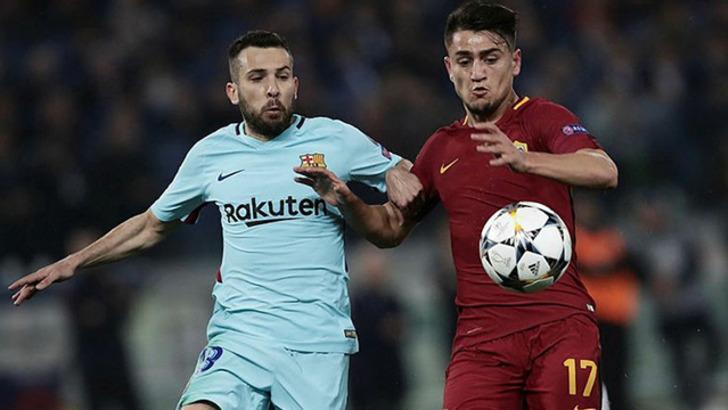 Di Francesco: Cengiz Ünder'in Lazio maçında oynama ihtimali %50