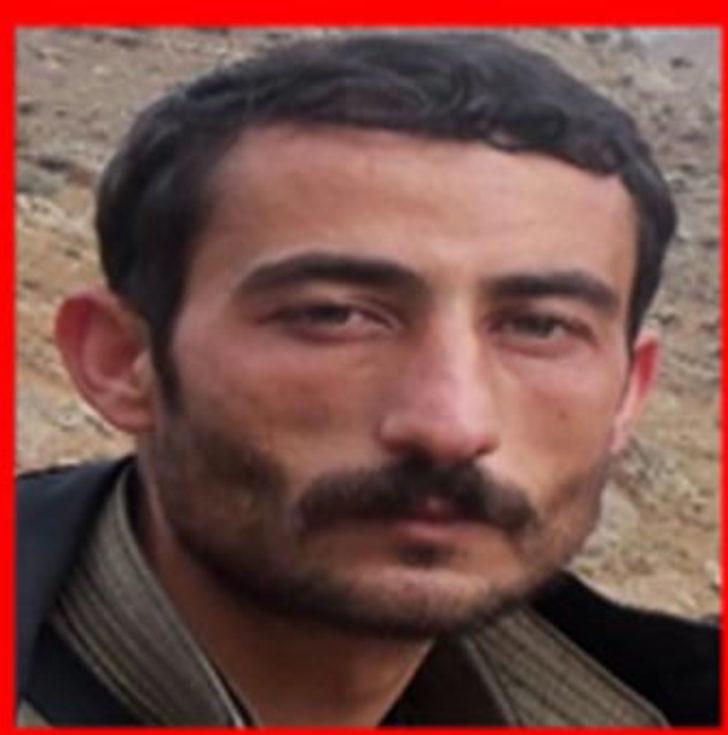 Kırmızı listede yer alan PKK'lı terörist etkisiz hale getirildi