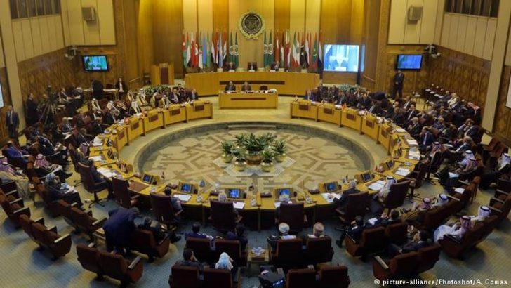 Arap Birliği bir araya geliyor
