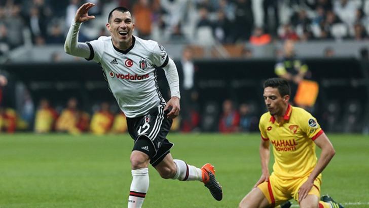 Çin'den Gary Medel için Beşiktaş'a 10 milyon euroluk teklif!