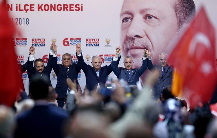Tuzla AK Parti 6. Olağan İlçe Kongresi