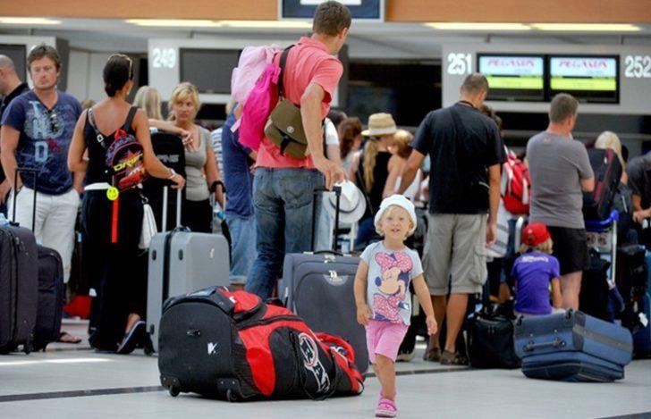 Turist getiren seyahat acentelerine milyonlarca liralık destek